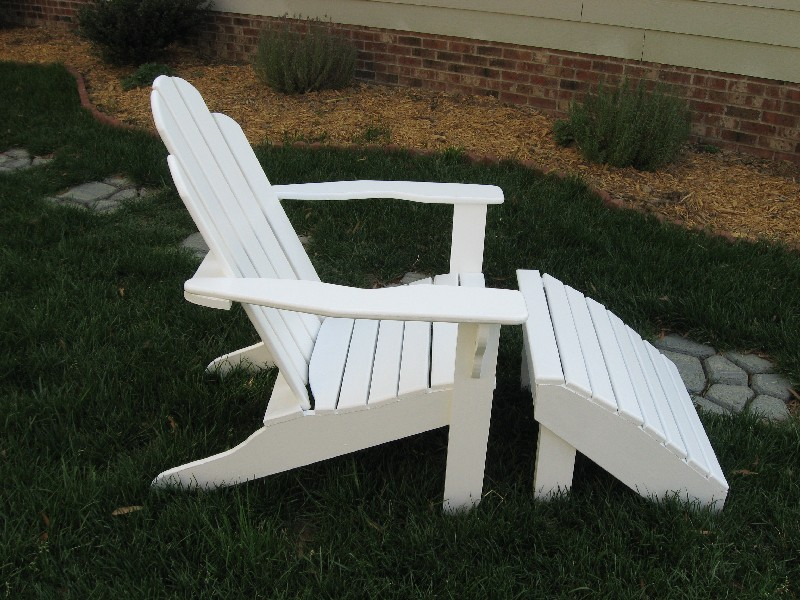adirondack chair plans pressure treated